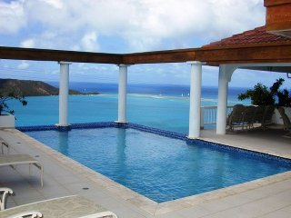 Comfortable Villa with Dishwasher and Ceiling Fans - Virgin Gorda vacation rentals