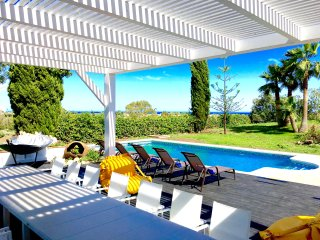 Luxury staffed party villa Namasteé Puerto Banus - Puerto José Banús vacation rentals