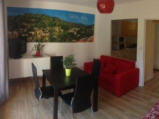 Studio deux personnes au calme, en centre ville - Vals-les-Bains vacation rentals