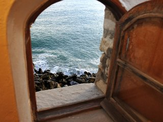 Cinque Terre-Tellaro Suite sul Mare direct on sea! - Tellaro vacation rentals