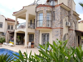 4 bedroom villa with private swimming pool - Fethiye vacation rentals