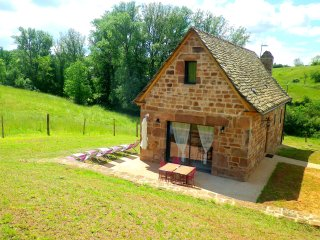 3 bedroom Gite with Internet Access in Conques - Conques vacation rentals