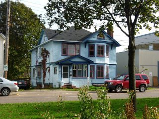 Downtown Apartment in Historic Home - Charlottetown vacation rentals