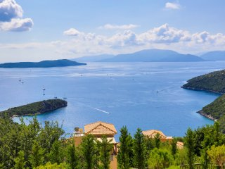 Villa Auriga -Private villa with stunning sea view - Sivota vacation rentals