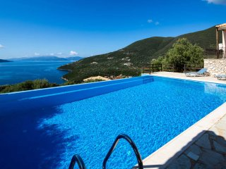 Villa Kalyvia - Endless Sea view on Sivota Hills like a Dream - Sivota vacation rentals