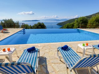 Villa Andromeda - Stunning view on the Ionian Sea - Sivota vacation rentals