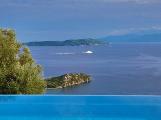 Villa Pegasus - Endless view on the Ionian sea - Sivota vacation rentals