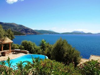 Villa Iremia, located in the unique southern region of Lefkas - Sivota vacation rentals