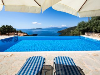 Villa Eleona - breathtaking view of the Ionian Sea - Sivota vacation rentals