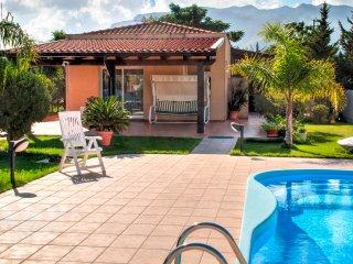 """Villa """"ROSMARINO"""" with private Pool - Alcamo vacation rentals"""