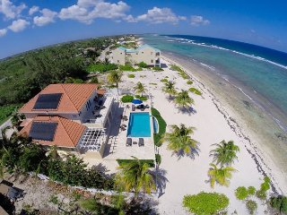 Luxury Oceanfront Home with Infinity Pool 4BR 'In Harmony' - Bodden Town vacation rentals