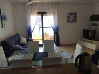 Penthouse Apartment with solurium - Cabo Roig vacation rentals