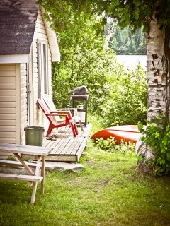 Lake St. Peter Cottage Resort- Cottage 1 - Lake Saint Peter vacation rentals