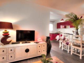 Belle villa pour 5 pers dans résidence touristique - Saint-Pierre De La Reunion vacation rentals