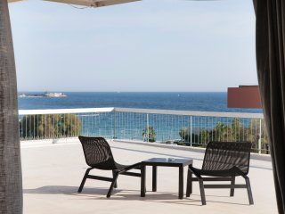 Penthouse with sea view - Kalamaki vacation rentals