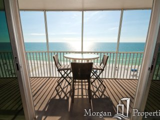 Morgan Properties - Crystal Sands 803 - 2 Bed/2 Bath - Newer Kitchen Ocean-front - Siesta Key vacation rentals