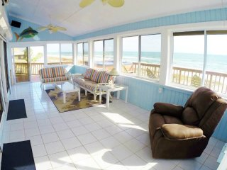 Beachfront Home with Hot Tub! Sleeps 14! - Saint George Island vacation rentals
