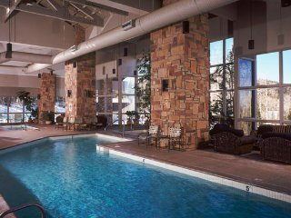 BRIAN HEAD*Lux 1 BR Condo*Cedar Breaks Lodge & Spa - Brian Head vacation rentals