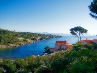 Walk to beaches from Villa Sur Mer - Les Issambres vacation rentals