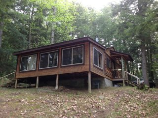 Waterfront Cottage on Private Lake - Elizabethtown vacation rentals