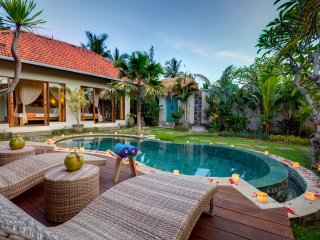Heaven of Tranquility in Canggu - 2BD Villa Prana - Pererenan vacation rentals