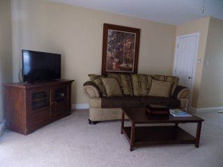 Furnished 2-bedroom across from beach - Biloxi vacation rentals