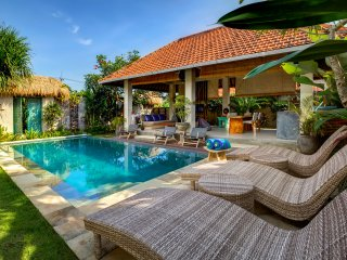 Exquisite 2BD Villa in Private Villa Resort Canggu - Pererenan vacation rentals
