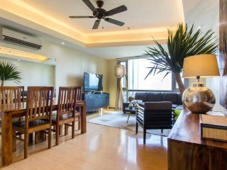 2 bedroom Condo with Internet Access in Taguig City - Taguig City vacation rentals