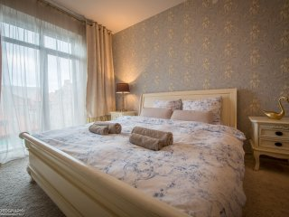 Old Town Apartment with River View - Vilnius vacation rentals
