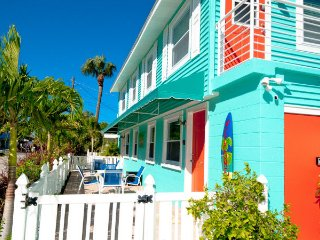 Bay View Inn 202-308 2nd St ~ RA75944 - Bradenton Beach vacation rentals