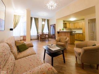 Delux Old Town Apartment - Vilnius vacation rentals