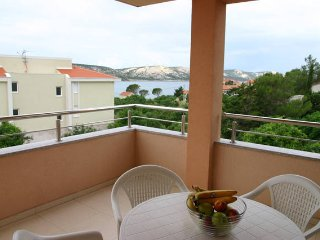 Kristy 12 modern apartment for 4 people - Novalja vacation rentals