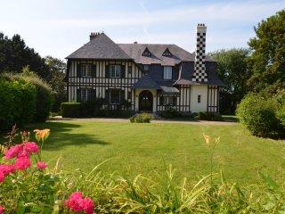 Appartement dans belle villa donnant sur la mer - Veules-les-Roses vacation rentals
