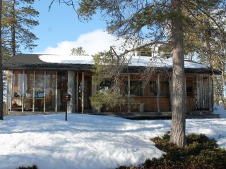 The White Blue Wilderness Lodge - Cottage VESI - Inari vacation rentals