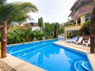Secluded with Ocean Views - Casa Suenos Sayulita - Sayulita vacation rentals