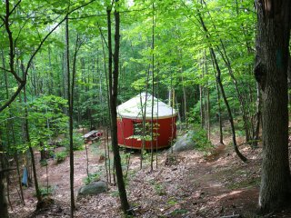 Sunset Yurt Off-The-Grid Retreat - Denmark vacation rentals