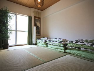 Japanese style room and big room! - Toshima vacation rentals