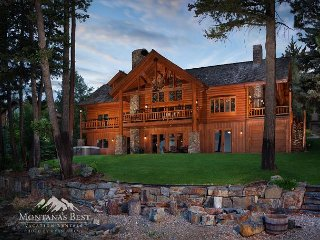 NEW Stunning Home on Flathead Lake! - Somers vacation rentals