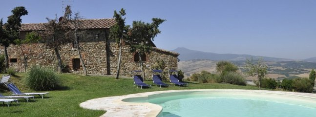 5 bedroom Villa in Sarteano, Siena Area, Tuscany, Italy : ref 2230421 - Image 1 - Sarteano - rentals