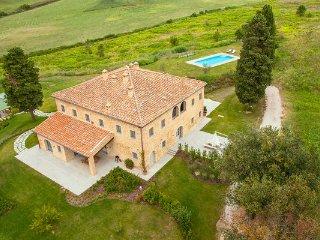 Villa in Castelfalfi, Tuscany, Italy - Ghizzano vacation rentals