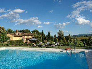 4 bedroom Villa in Castelfiorentino, Tuscany, Italy : ref 2269837 - Castelfiorentino vacation rentals