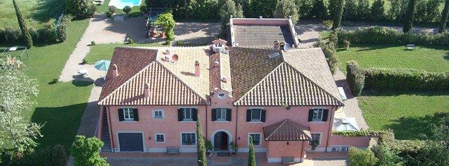 7 bedroom Villa in San Donato -Orbetello, Tuscany Coast, Tuscany, Italy : ref - Image 1 - Bella Farnia - rentals
