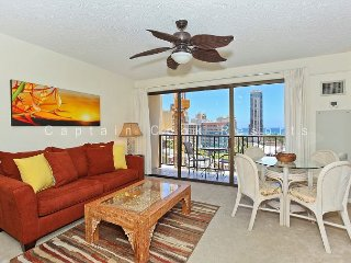 Comfort AND Convenience with Partial Ocean View! - Waikiki vacation rentals