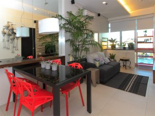 Charming 1BR Conservatory w Parking - Taguig City vacation rentals