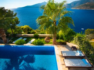 Luxury Waterfront Villa with Private Jetty - Kalkan vacation rentals
