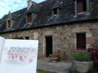 Manoir de Krec'h Goulifern - La studette - Lannion vacation rentals