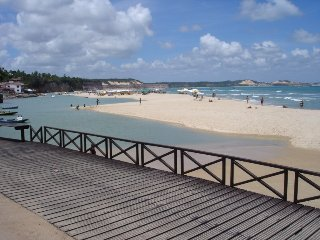 2/4 Bedroom Dream Villa in front of beach in Praia - Rio Grande vacation rentals