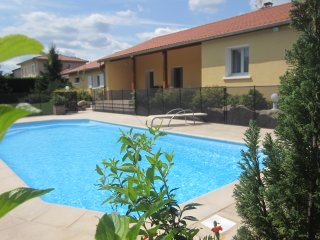 Nice Villa with Internet Access and A/C - Grezieu-la-Varenne vacation rentals