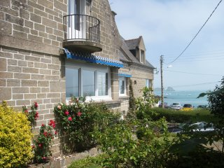 Rare sur Cancale : Grande Maison rénovée, VUE MER - Cancale vacation rentals