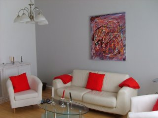 1-Bedroom Furnished Apartment Rental Stuttgart - Stuttgart vacation rentals